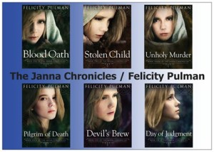 janna chronicles covers